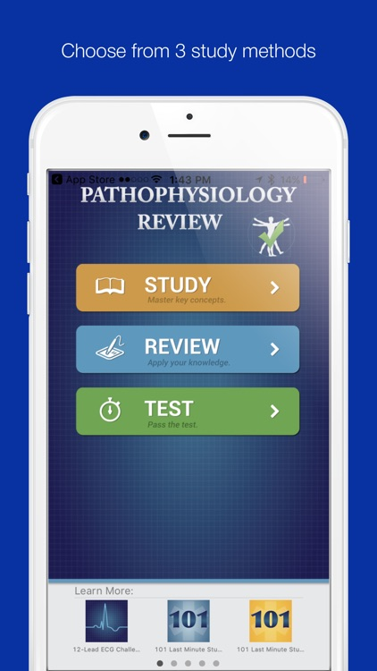 Pathophysiology Review screenshot-0