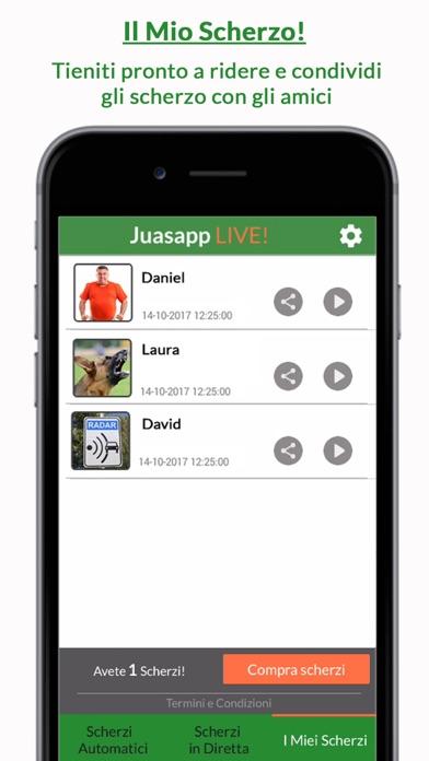 Scarica Juasapp Live - Scherzi per PC