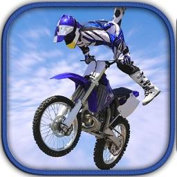 Stunt Bike in Highway Racing