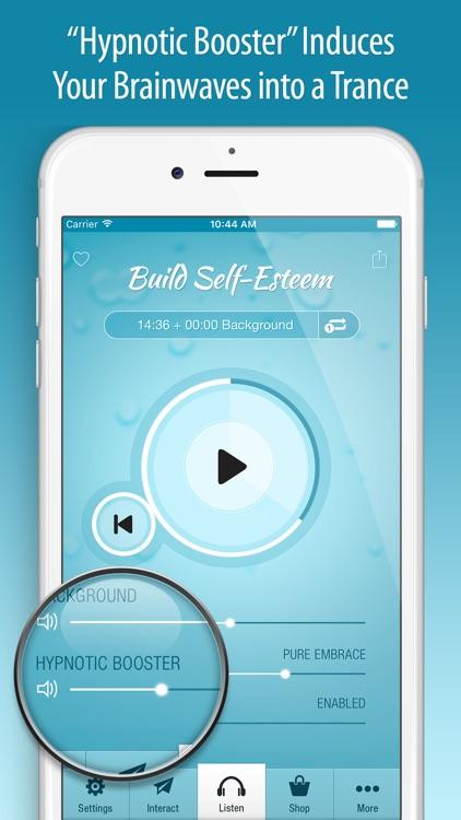 Build Self-Esteem Hypnosis PRO screenshot-3
