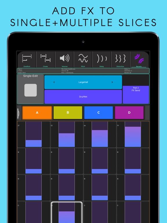 Slicr - Remix & Slice Beats Screenshots