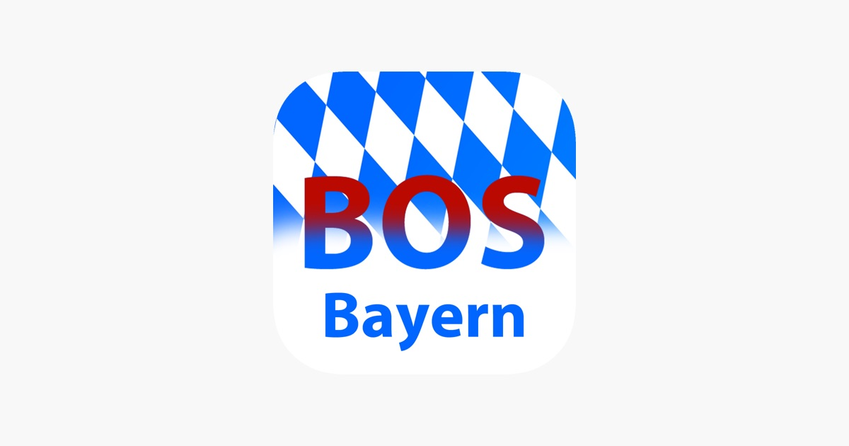 BOS-Bayern on the App Store
