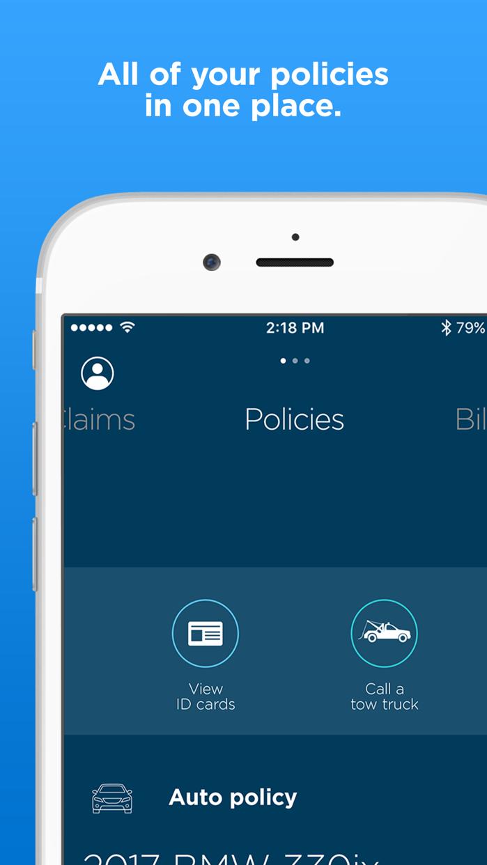 Nationwide Mobile Screenshot