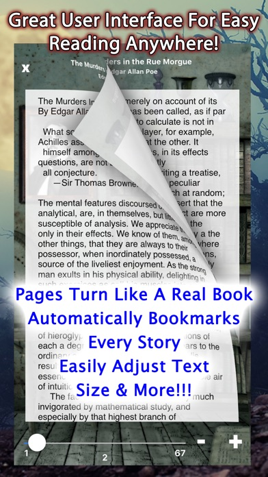 Screenshot for Complete Edgar Allan Poe in United States App Store