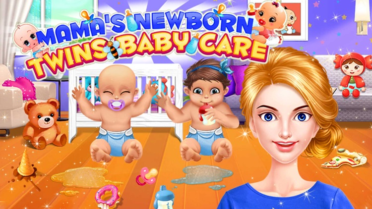 Little Baby Care Dressup Game
