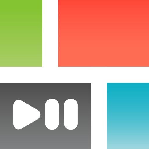 PicPlayPost application logo