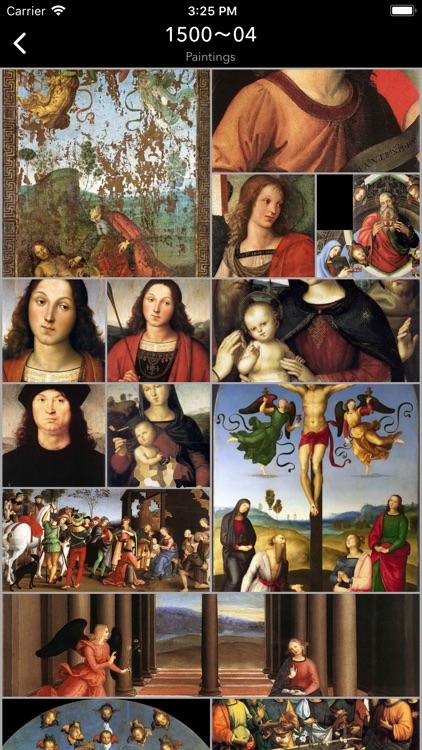 Raphael's Art (Raffaello)