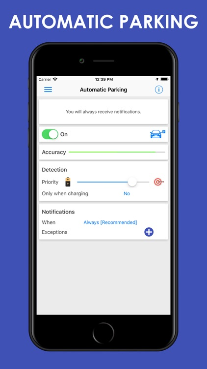ParKing (P) - Find My Car screenshot-3