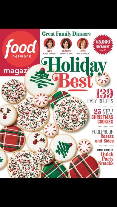 Food Network Magazine Us review screenshots