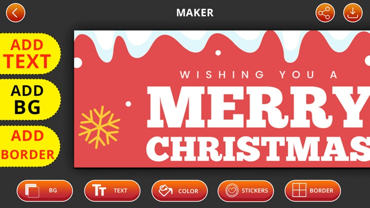 Christmas Covers & Cover Maker