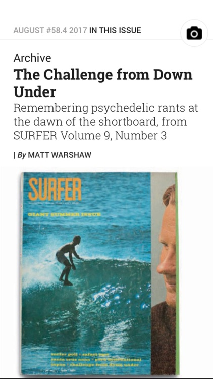 Surfer Magazine screenshot-4