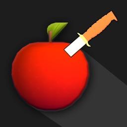 Knfe Ninja - Hit The Apple