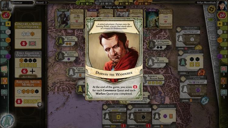 D&D Lords of Waterdeep screenshot-3