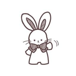 Sketchy the Bunny