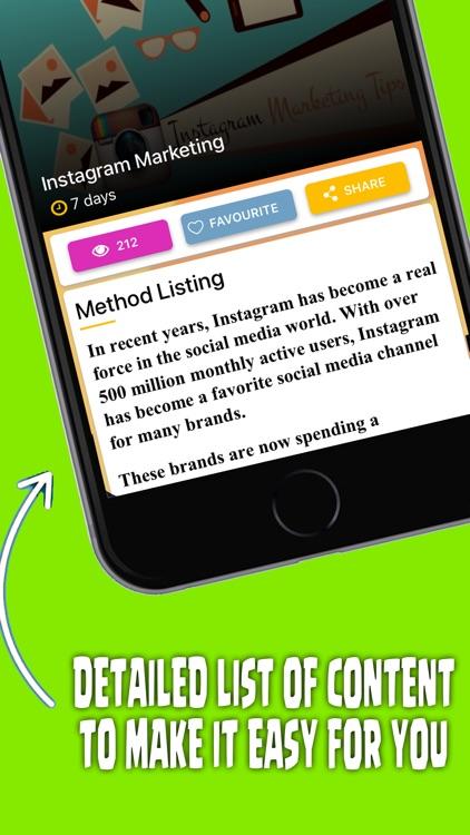 Make Money Online Top Strategy screenshot-3