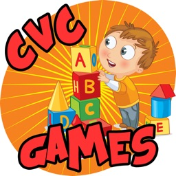 Daily CVC Words Phonics Games