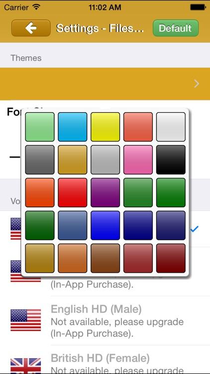 FilesOnTree Pro - Tree File Explorer screenshot-3