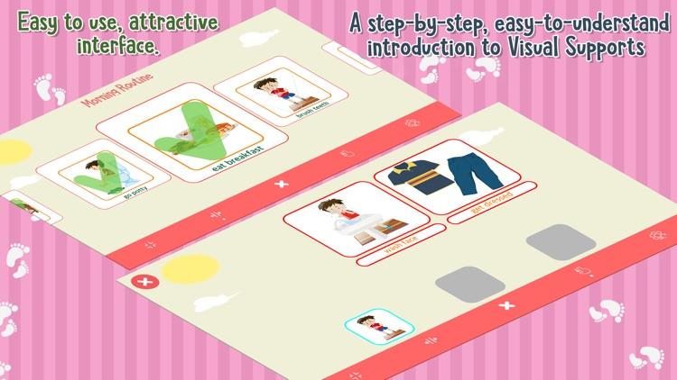 Visual Schedule & Social Story screenshot-4