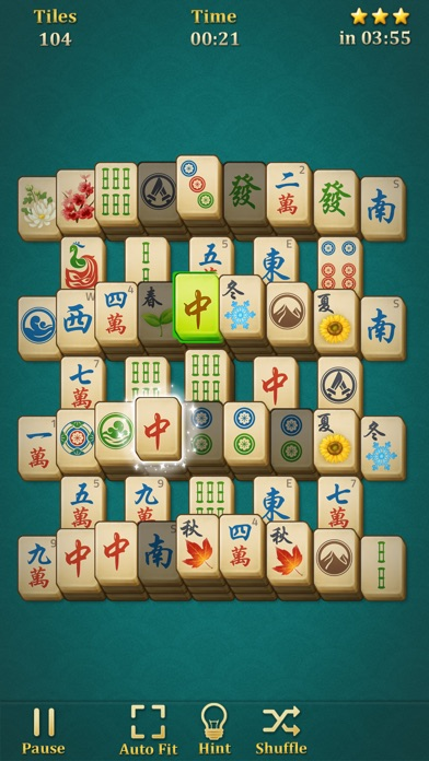 Mahjong Solitaire: Cl... screenshot1