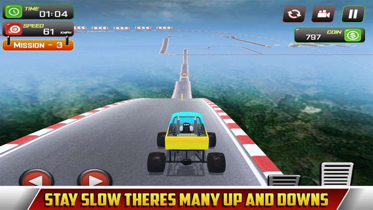 Crazy Monster Truck Driving screenshot-3