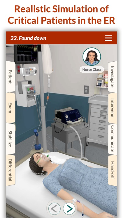 Best Realistic Emergency Room Simulator Game