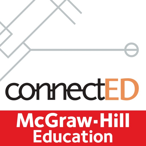 Image result for connect ed mcgraw hill logo