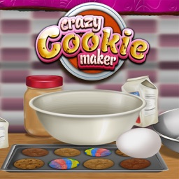 Crazy Cookie Maker - Dine N' Eat