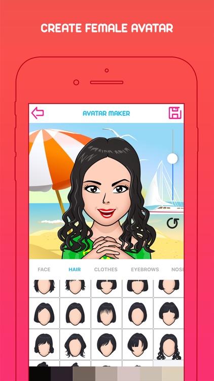 Face Avatar Maker screenshot-4
