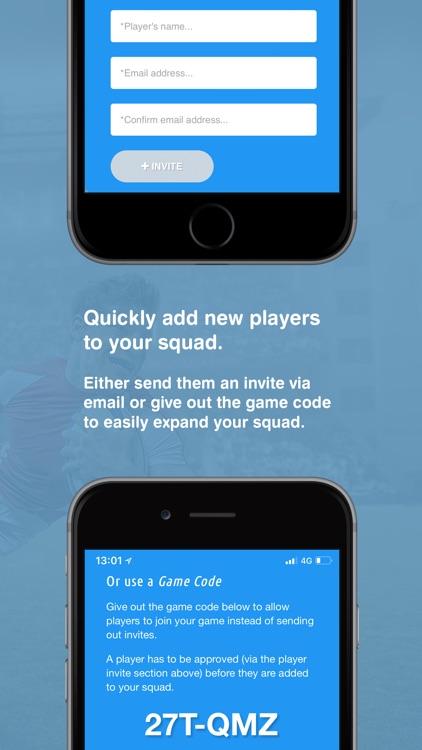 GameOn - Sport Team Management screenshot-3