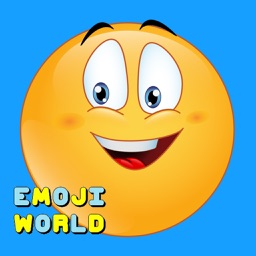 Happy Emojis by Emoji World