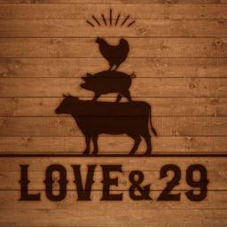 LOVE&29(ラブ アンド ビーフ)