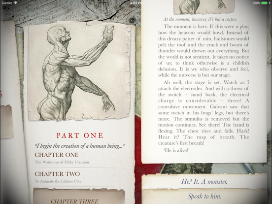 Frankenstein: Interactiveのおすすめ画像4