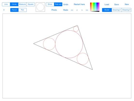 Geometrix for iPad screenshot three