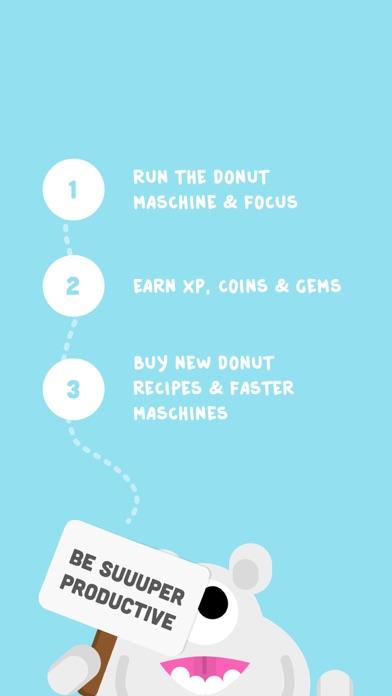 Donut Dog: Feed your focus! Screenshot 6