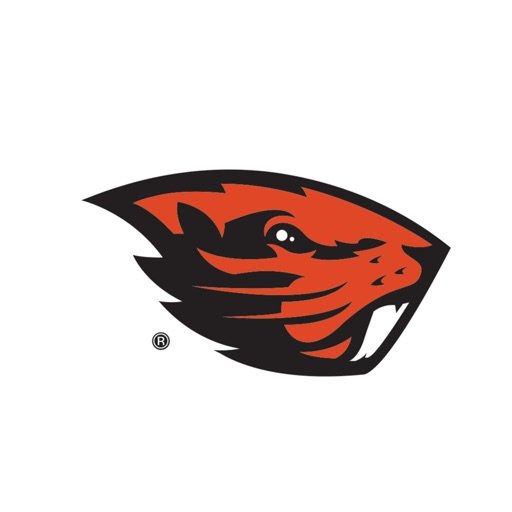 Oregon State Beavers Stickers PLUS for iMessage