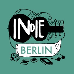 Indie Guides Berlin, guide & offline map