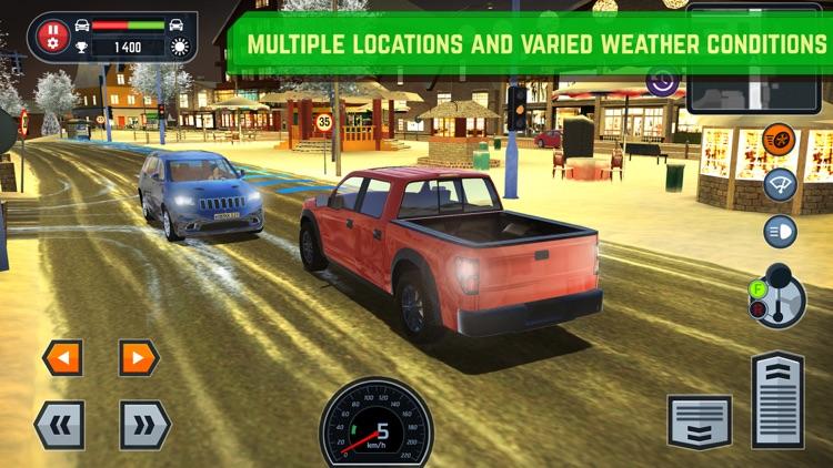 Car Driving School Simulator screenshot-3