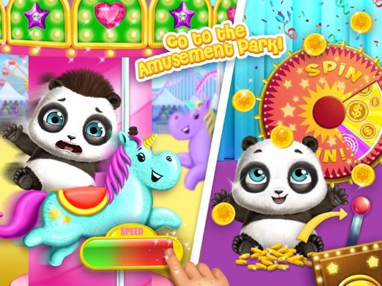 Panda Lu Baby Bear City No Ads на iPad