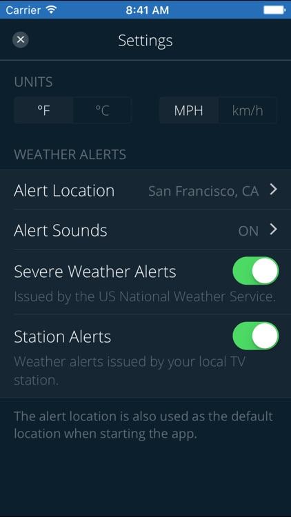 KTVU Weather screenshot-4