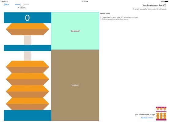 Abacus - Simple Soroban Abacus-ipad-1