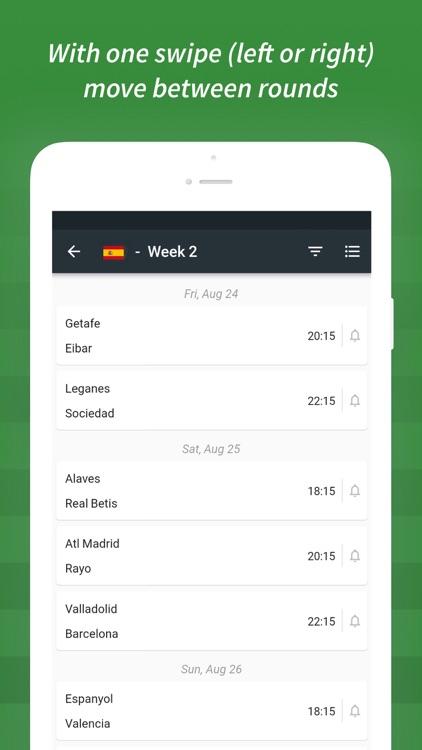 EasySoccer - Live Scores screenshot-5