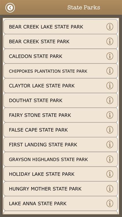 Great - Virginia Camps & Trail screenshot-4
