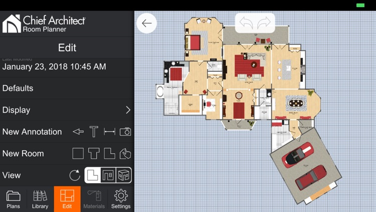 Room Planner Home Design screenshot-4