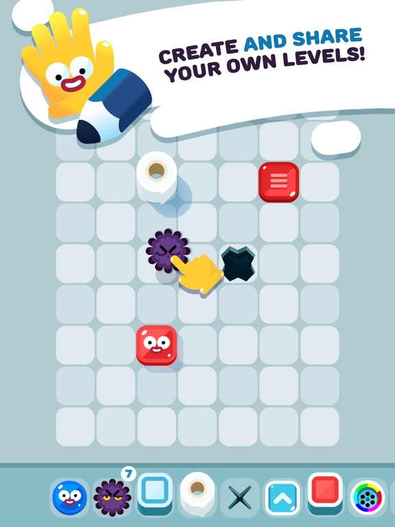 Soap Dodgem Challenging Puzzle screenshot 9