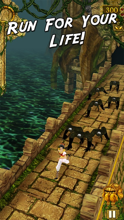 Temple Run screenshot-4