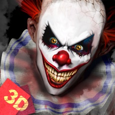 Activities of Creepy Clown Night Chase 3D