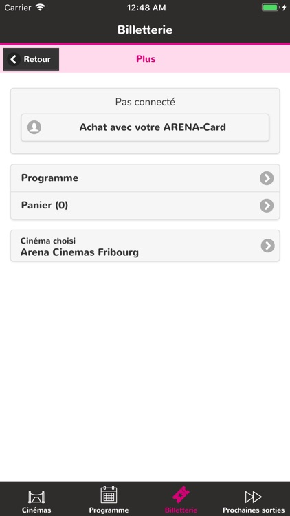Arena Cinemas screenshot-5