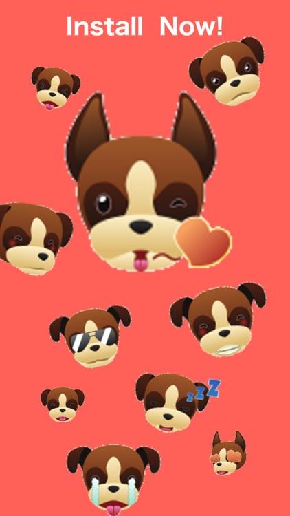 BoxerMojis - Emojis for Boxer Lovers screenshot-3