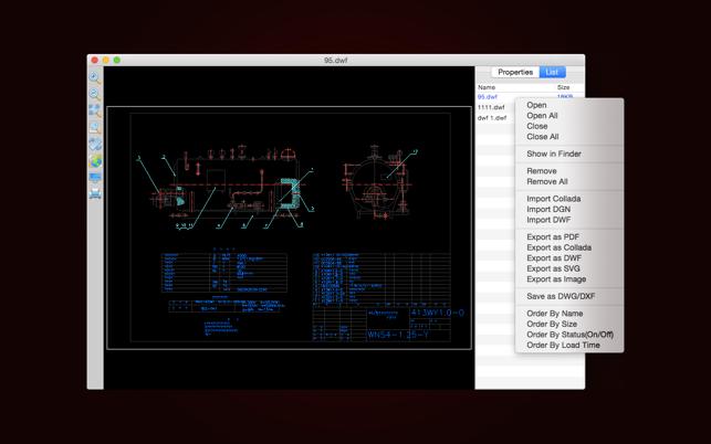 convertire dwg in pdf con mac