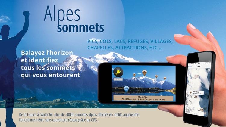 Alps Peaks AR screenshot-0